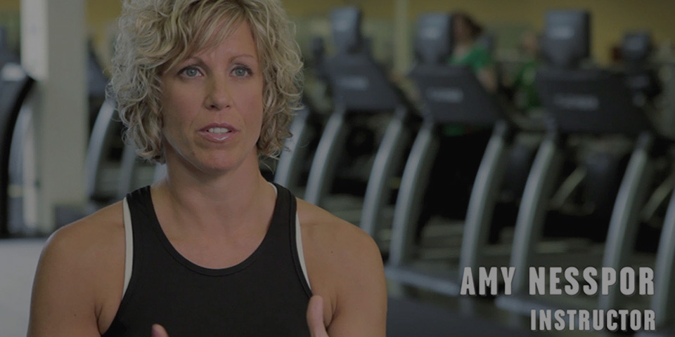 Amy Nesspor Instructor Testimonial
