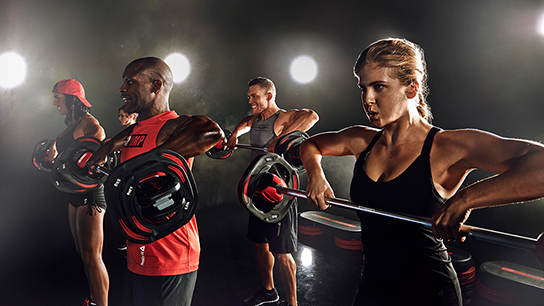 Spotlight on the Reebok/Les Mills clothing